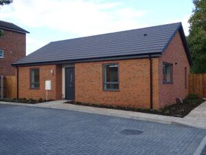 Lichfield Exterior Bungalow Complete