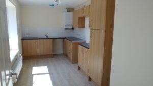 Parklands kitchen after
