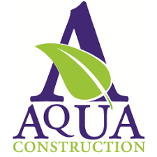 Aqua Construction Logo