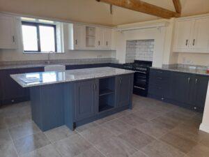 Evans Barns Kitchen