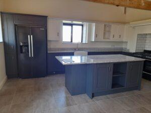 Evans Barns Kitchen 2