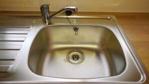 Lichfield sink post- clean