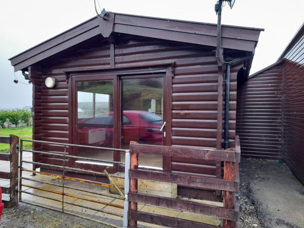 Part Street Farm Cabin