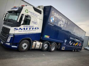 Smiths Racing Trailer