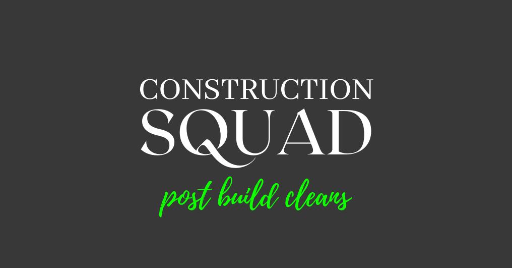 Post Build Cleans