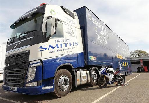 Smiths Racing Trailer